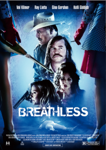 Filmplakat Breathless
